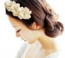 韓國女生最愛甜美可愛髮飾髮型