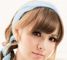 髮型與髮飾巧妙搭出甜美公主風