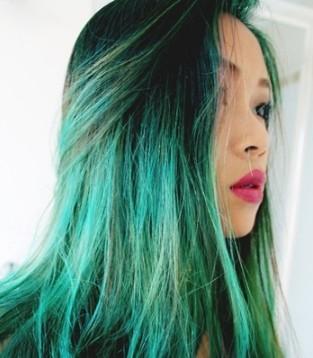 9款染发颜色玩转潮流
