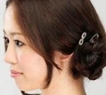 甜美髮型 髮飾來加分