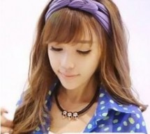 復古韓式甜美髮箍頭飾時尚減齡