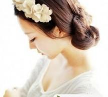 韓國女生最愛甜美髮飾髮型