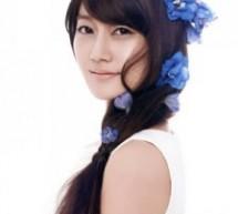 長臉美女韓式扎髮最顯嫩