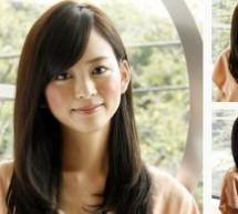 長臉女生有瀏海卷髮更修顏顯瘦