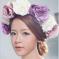 新娘髮型演繹時尚美麗氣質