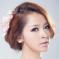2014新娘髮型 打造清新酷嬌娘