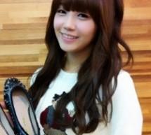 APINK鄭恩地超甜韓式髮型圖片