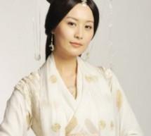 陳法拉飾演秦湘 古裝髮型媚惑傾城