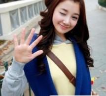 韓式女生髮型  修顏扮嫩零死角