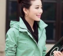 韓式甜美花苞頭 清純俏皮女生