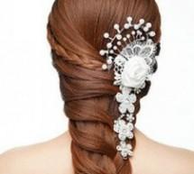 最新新娘髮型 優雅時尚超浪漫