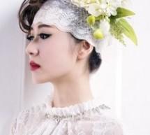 冬季準新娘必學氣質髮型 優雅迷人