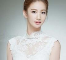 時尚韓式新娘髮型別致優雅