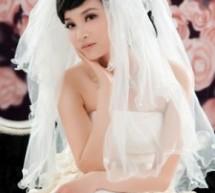 冬季唯美韓式新娘髮型 成就完美