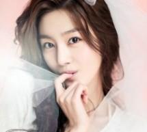 韓國新娘長髮髮型 簡約淑女