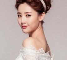 氣質新娘髮型 優雅唯美
