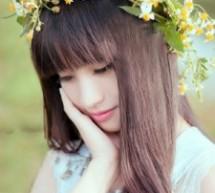 韓式優雅新娘髮型 氣質清新