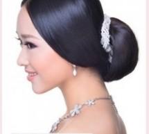 新娘盤髮 復古典雅又浪漫