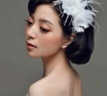簡約韓式新娘髮型 浪漫時光
