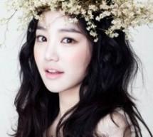 韓式甜美婚紗髮型 化身公主新娘