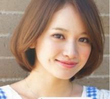 方臉短髮髮型 輕松塑造氣質范