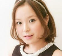 齊肩短髮怎么扎 韓式半扎髮最有范