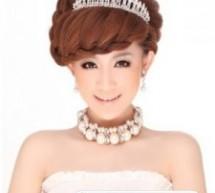 韓式新娘髮型 打造最美新娘