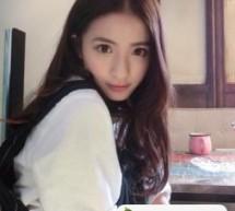 韓式中分卷髮 方臉MM修顏利器