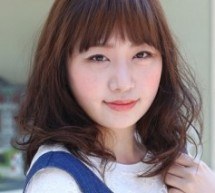 日系甜美修顏髮型擺脫包子臉
