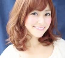 日系蓬松卷髮 打造時尚潮流髮型