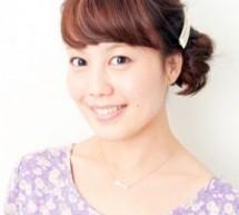 韓式花苞頭髮型圖解 清甜又可人