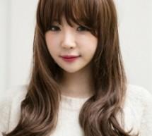 2015年韓國女生髮型 優雅簡約風