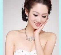最新新娘盤髮 唯美大氣超浪漫