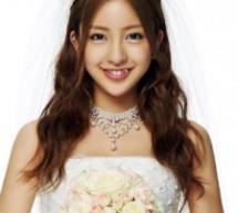 日韓氣質婚紗髮型盡顯優雅