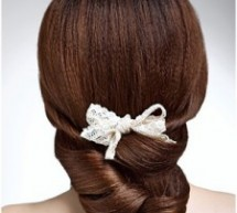 新娘髮型教程 2015結婚最有范