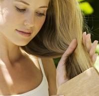 正確的梳髮方法