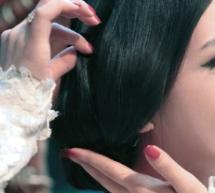 五步打造高貴迷人氣質新娘髮型