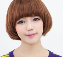 2015韓國女生髮型   甜美可愛