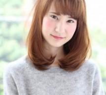 寬臉女生簡單日系造型打造小V臉