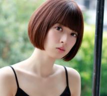 時尚短髮染髮 個性髮色更顯潮范
