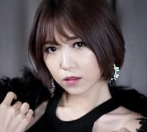 韓國模特李恩惠寫真街拍髮型超養眼