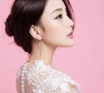 早春韓式新娘髮型設計  唯美古典