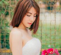 婚紗髮型圖片 美嬌娘輕松打造