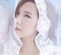 菱形臉適合的新娘髮型 氣質完美