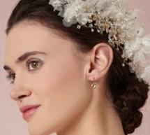 歐美新娘髮型 清新演繹知性女神