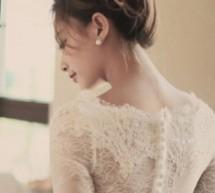仙氣新娘髮型打造浪漫婚禮