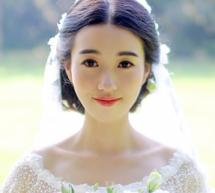 新娘髮型 清甜浪漫完美呈現