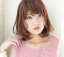 2015圓臉燙髮髮型輕松修顏
