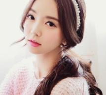 2015最新圓臉新娘髮型 可愛迷人