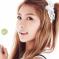 韓國女生最新可愛扎髮髮型